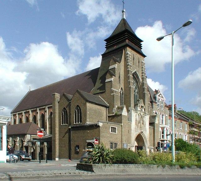 St Augustine S Church Highgate N6